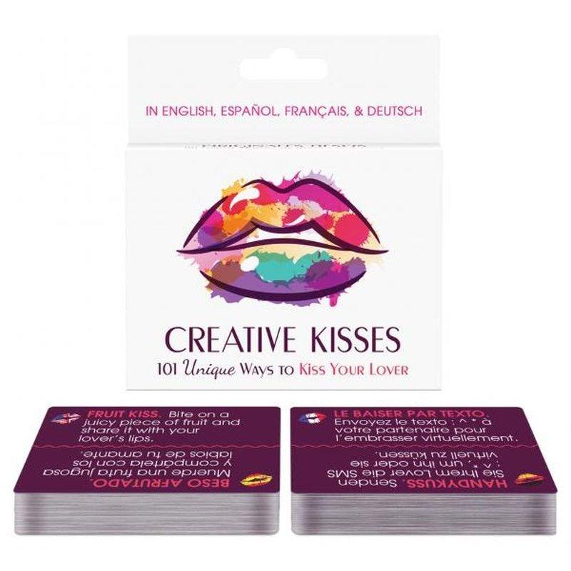 Creative Kisses Game By Kheper
